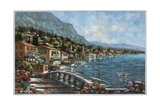 Jose Riviera Vista  1 Art Print POSTER Italy Prints