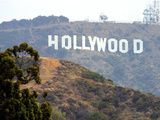 Hollywood Sign (Front) Art Poster Print Masterprint