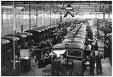Italian Auto Industry 1947 Archival Photo Poster Prints