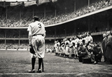 Babe Ruth Retirement Archival Photo Sports Poster Print Masterprint