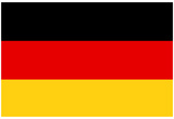 Germany National Flag Poster Print Photo
