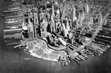 New York City Zeppelins Archival Photo Poster Print Masterprint