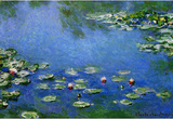 Claude Monet Water Lilies Art Print Poster Masterprint