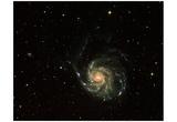Galaxy (Spiral) Art Poster Print Posters