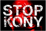 Stop Joseph Kony 2012 Face Political Poster Plakater