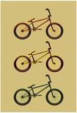 BMX Bikes Pop Art Sports Prints
