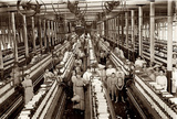 The Spinning Room 1911 Archival Photo Poster Print Masterprint