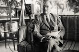 President Franklin Delano Roosevelt NBC Archival Photo Poster Print Masterprint