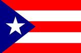 Puerto Rico National Flag Poster Print Masterprint