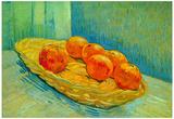 Vincent Van Gogh Six Oranges Art Print Poster Photo