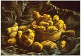 Vincent Van Gogh Earthen Bowls Art Print Poster Posters