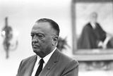 J. Edgar Hoover (Black & White Photo) Art Poster Print Masterprint