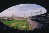 Wrigley Field Chicago Cubs Archival Sports Photo Poster Print Masterprint
