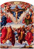 Albrecht Durer All Saints Picture Art Print Poster Prints