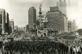 New York City 1931 Archival Photo Poster Print Masterprint