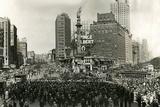 New York City 1931 Archival Photo Poster Print Masterprint