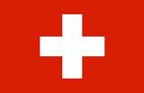 Switzerland National Flag Poster Print Masterprint