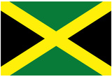 Jamaica National Flag Poster Print Poster