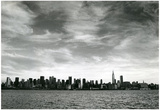 New York City Manhattan Skyline 1976 Archival Photo Poster Print Posters