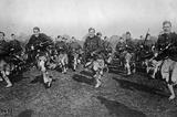 World War I Scottish Soldiers Archival Photo Poster Print Masterprint