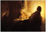 Rembrandt Claudius Conspiracy Art Print Poster Prints