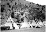 Indian Reservation 1965 Archival Photo Poster Prints