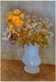 Vincent Van Gogh Lilacs Sitll Life Art Print Poster Posters