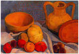 Paula Modersohn-Becker Still Life with Yellow Cup Art Print Poster Prints