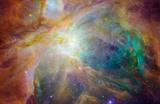 Orion Nebula Space Photo Art Poster Print Masterprint