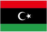 Libya Rebels National Flag Poster Prints