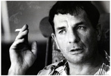 Jack Kerouac Smoking Archival Photo Poster Print Posters