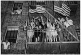 World War II Fire Escape 1944 Archival Photo Poster Print Posters