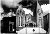 West Bradention Baptist Church 1974 Archival Photo Poster Posters