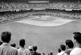 New York Ebbets Field Archival Photo Sports Poster Masterprint