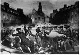 John Pufford (Boston Massacre) Art Poster Print Photo
