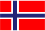 Norway National Flag Poster Print Posters