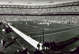 Mile High Stadium Denver Football Archival Photo Sports Poster Masterprint