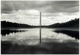 Washington Monument Archival Photo Poster Print Prints