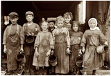 Lil Shuckers 1912 Archival Photo Poster Print Photo