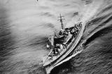 World War II Air Raid Archival Photo Poster Print Masterprint