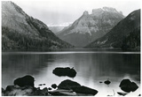 Upper Kintla Lake Waterton Lakes National Park Canada Archival Photo Poster Print Photo