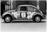 Stag Beer Volkswagen Beetle 1974 Archival Photo Poster Prints