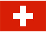 Switzerland National Flag Poster Print Print