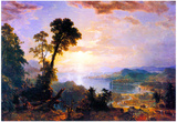 Asher Brown Durand Headway Art Print Poster Posters