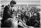 Senator John F Kennedy 1960 Archival Photo Poster Posters