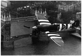 RAF Spitfire 1986 Archival Photo Poster Posters