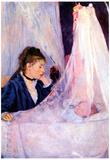 Berthe Morisot Cradle Art Print Poster Posters