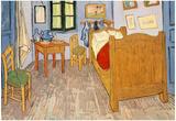 Vincent Van Gogh (Van Gogh's Bedroom) Art Poster Print Poster