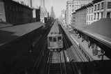 New York City City Hall Subway Train Archival Photo Poster Print Masterprint