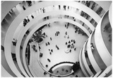 New York City Guggenheim Museum 1965 Archival Photo Poster Print Posters